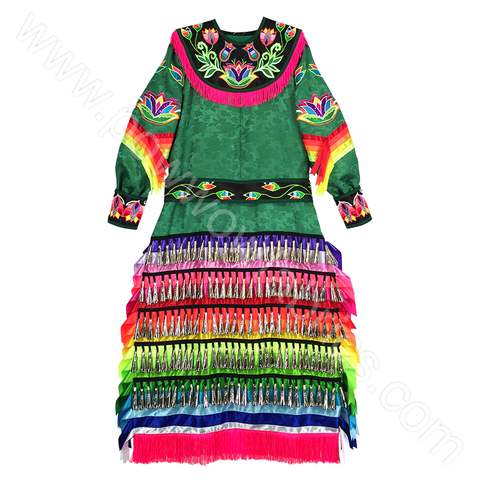 Womens 16-18 Jingle Dress Outfit