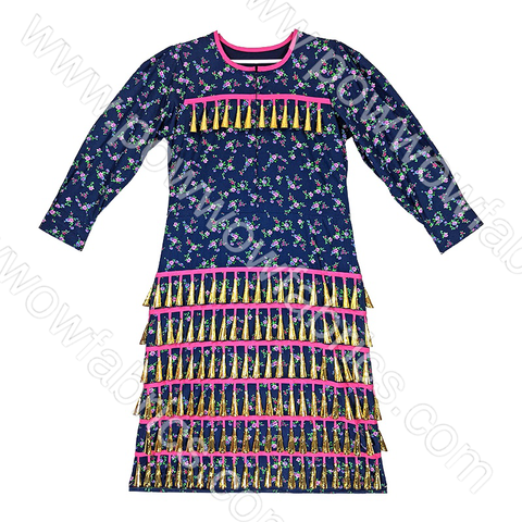 Womens 18-20 Old Style Jingle Dress