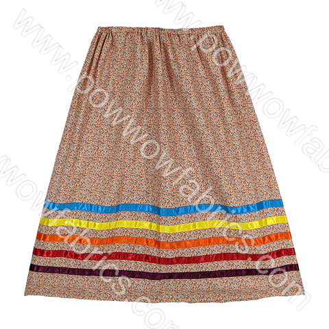 Womens Extra Large Ribbon Skirt