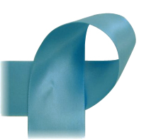 "Antique Blue - 7/8"" Ribbon"