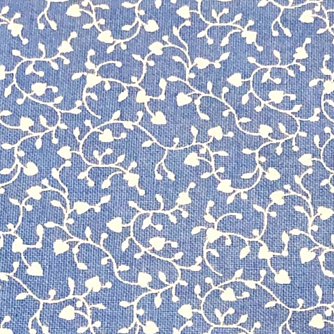 Blue #3 - Cotton Calico