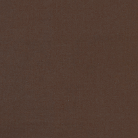 Brown - Cotton/Polyester Broadcloth