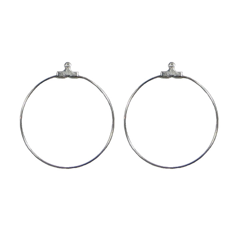BEADING SUPPLIES PAGE: Earring Hoops