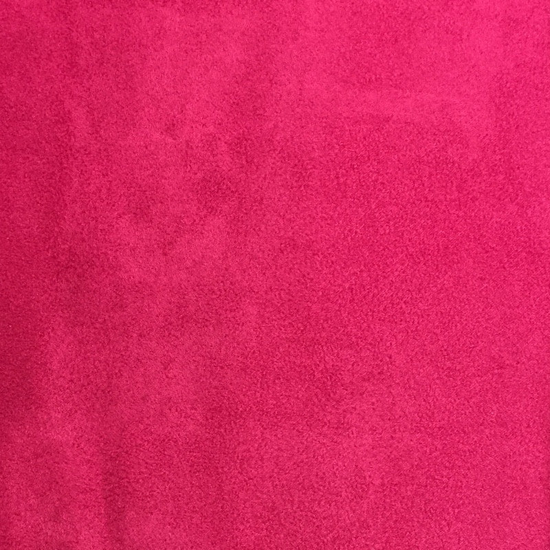 Fuchsia - Suede Cloth