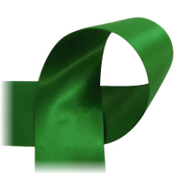 "Emerald Green - 3/8"" Ribbon"