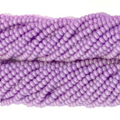 Lavender Opaque - Size 10 Seed Beads