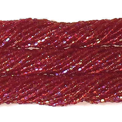 Light Ruby Rainbow Transparent