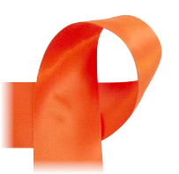 "Light Orange - 7/8"" Ribbon"