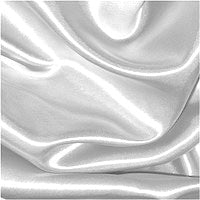 Light Silver - Bridal Satin