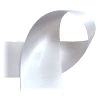 "Light Silver - 1-1/2"" Ribbon"