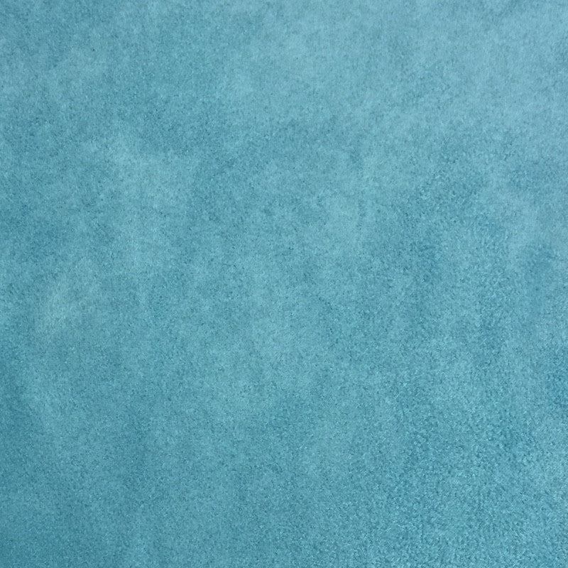 Light Turquoise - Suede Cloth