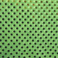 Lime Green - Sparkle Dot