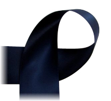 "Navy Blue - 3/8"" Ribbon"