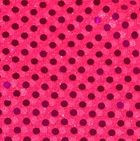 Neon Pink - Sparkle Dot