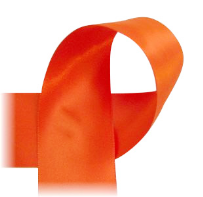 "Orange - 3/8"" Ribbon"