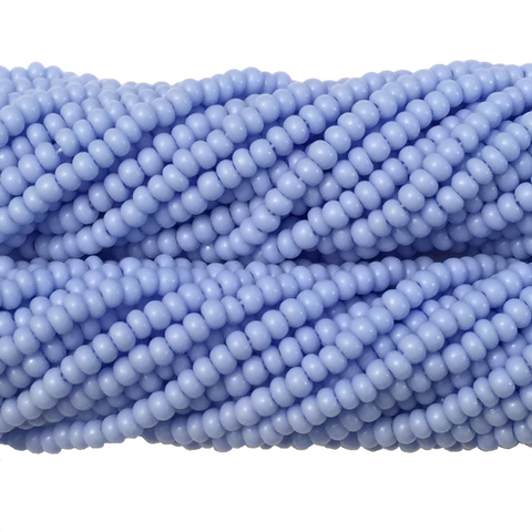 Sioux Blue Opaque - Size 10 Seed Beads