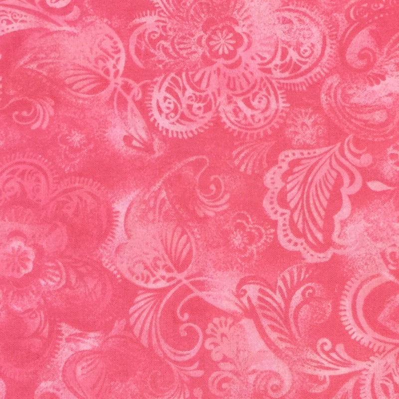 Pink #1 - Cotton Calico