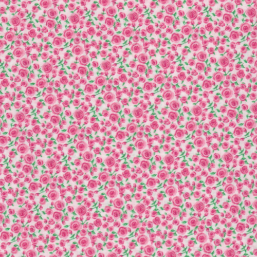 Pink #3 - Cotton Calico