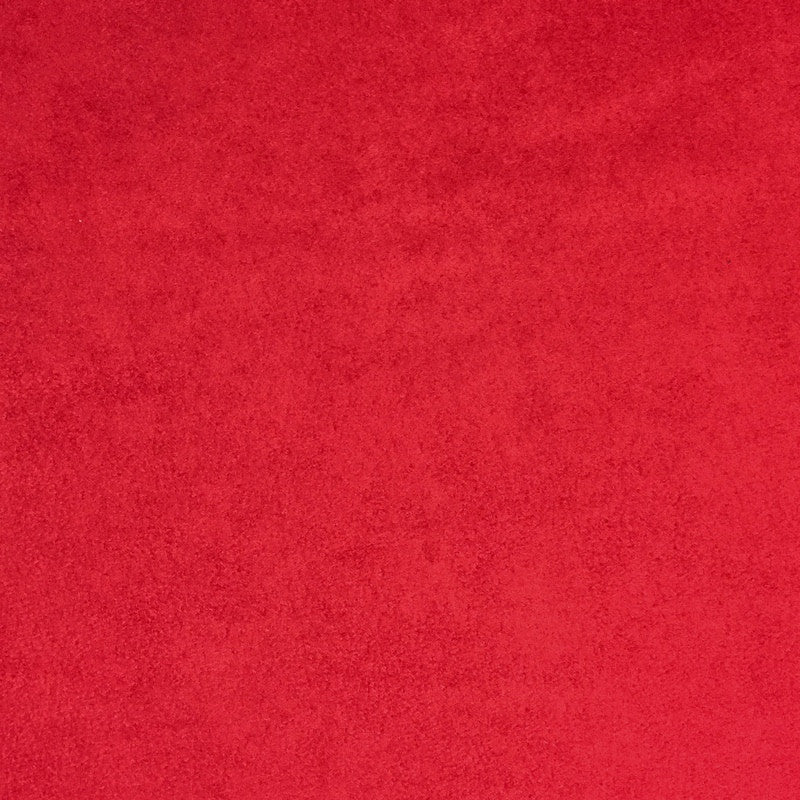 Red - Suede Cloth