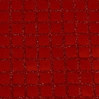 Red - Sparkle Square