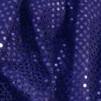 Royal Blue - Sparkle Dot