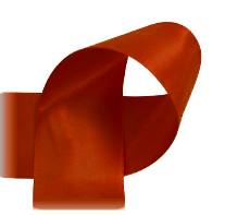 "Rust - 1-1/2"" Ribbon"