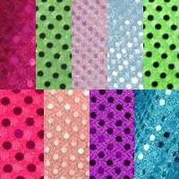 Brights and Lights (Sparkle Dot) - Fabric Packs