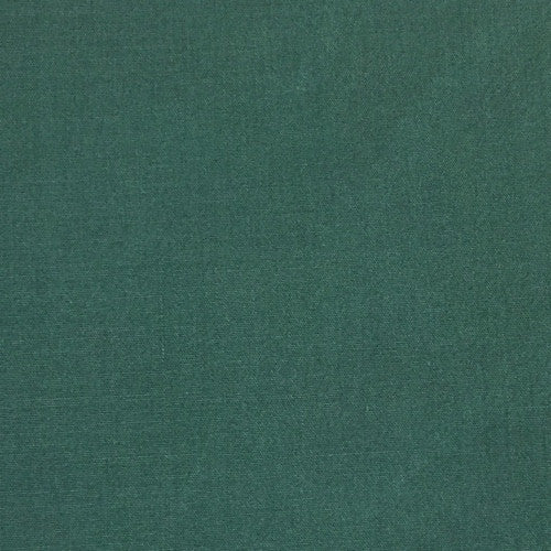 Teal Green - Cotton/Polyester Broadcloth