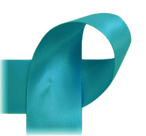 "Teal Blue - 3/8"" Ribbon"