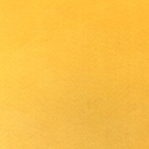 Yellow - Suede Cloth