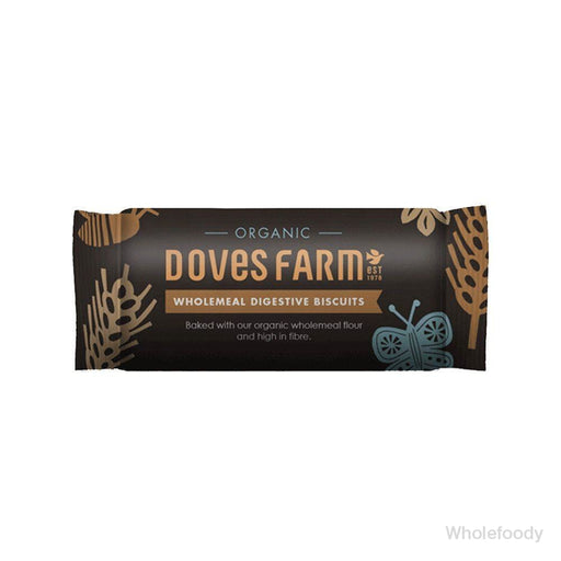 Biscuits Doves Digestive Organic 200G Biscuits/waffles