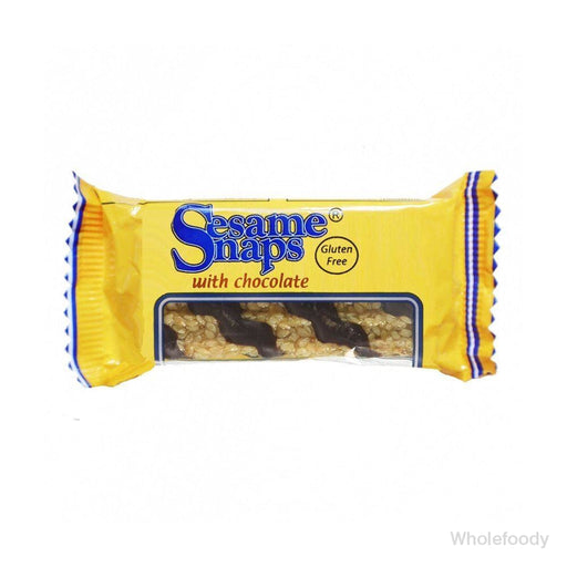 Sesame Snaps In Chocolate 30G Bars