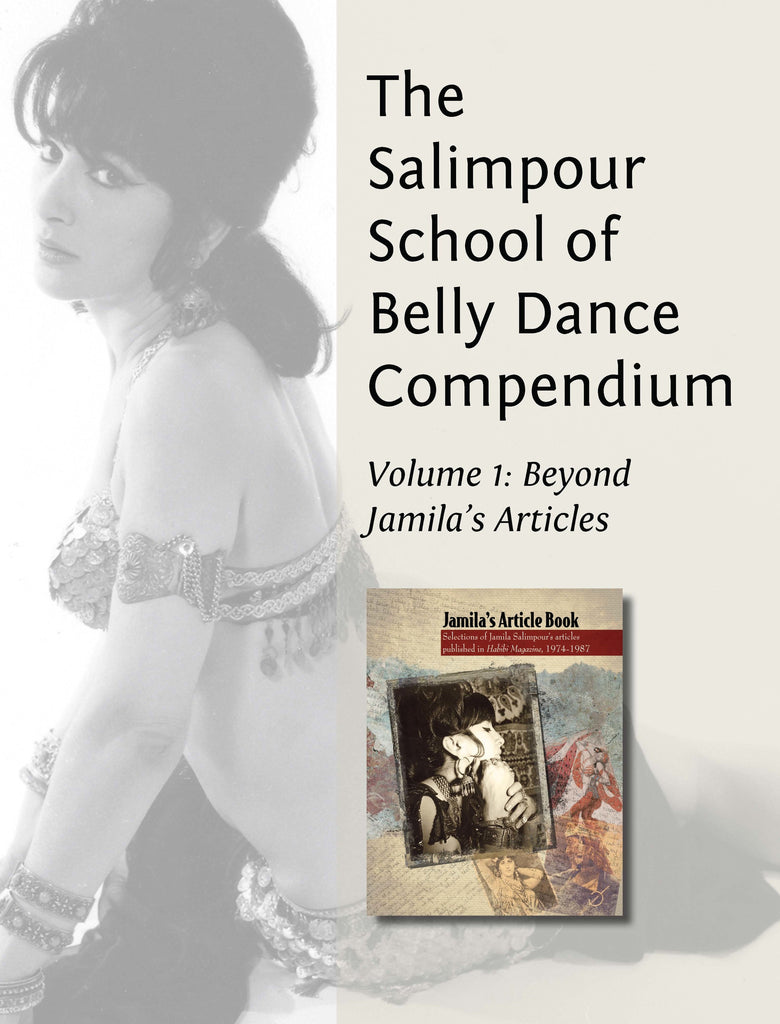 Salimpour Compendium book cover, written by Abigail Keyes