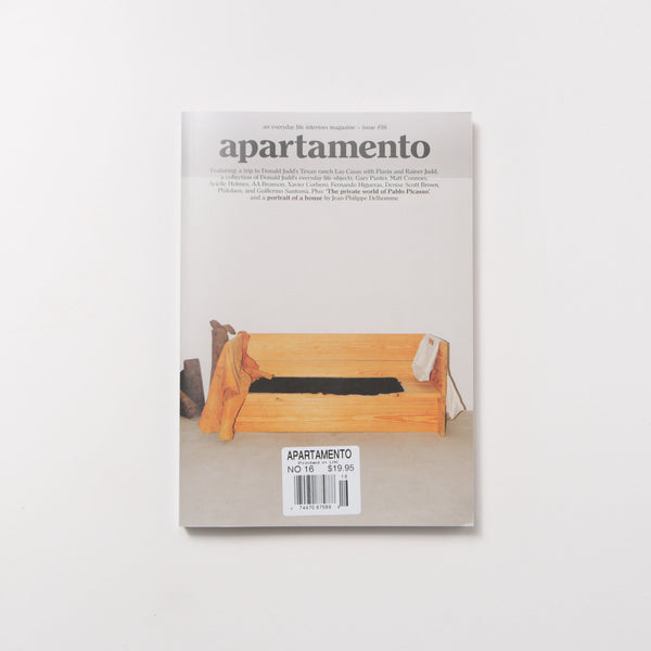 Apartamento Issue 16