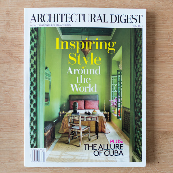 """Architectural Digest"" Magazine"