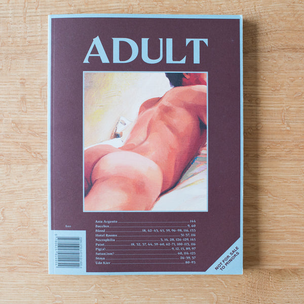 ADULT MAGAZINE: NO. 2
