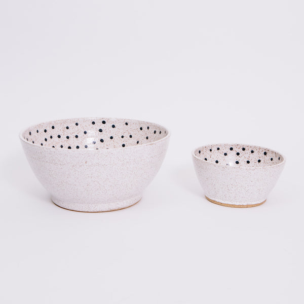 Dot Serving Bowl