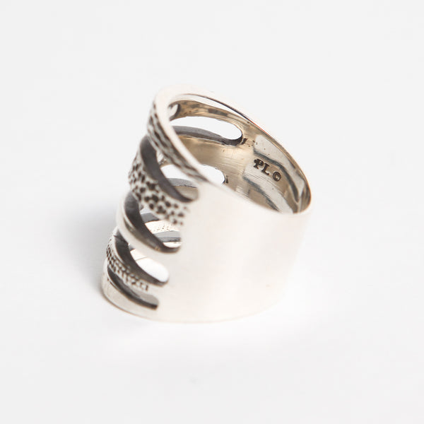 Single Cage Ring