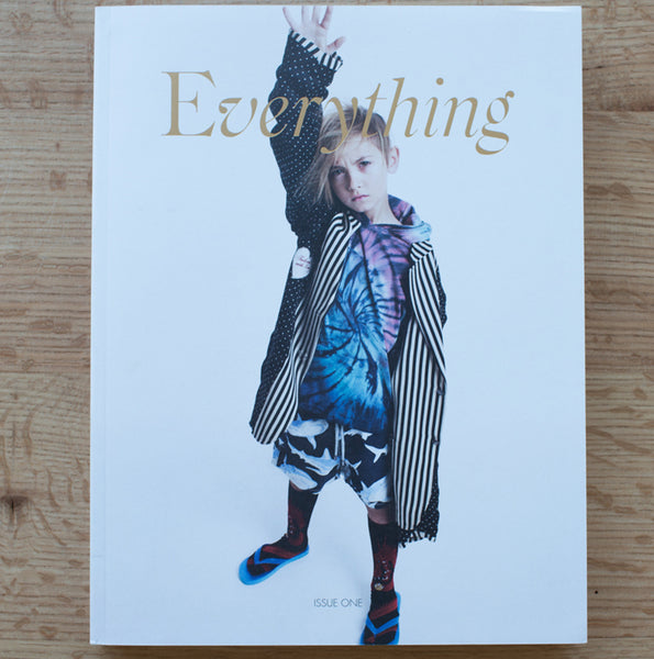 """Everything,"" Issue No. 1"