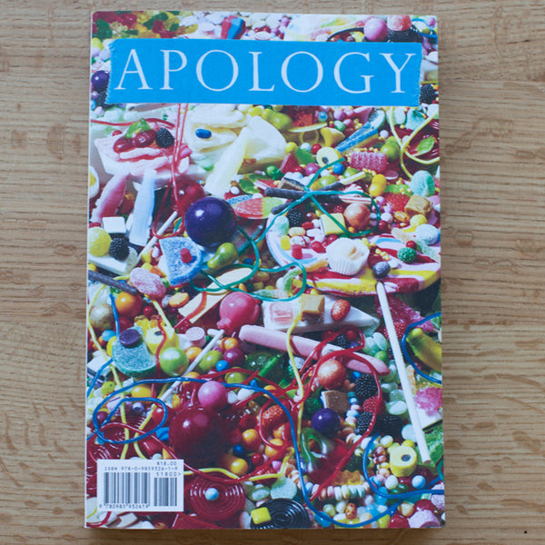 """Apology, Issue No. 2"""
