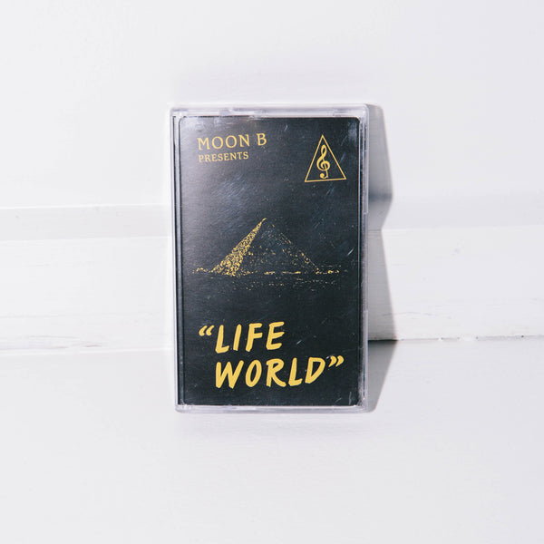 Moon B - Life World Cassette
