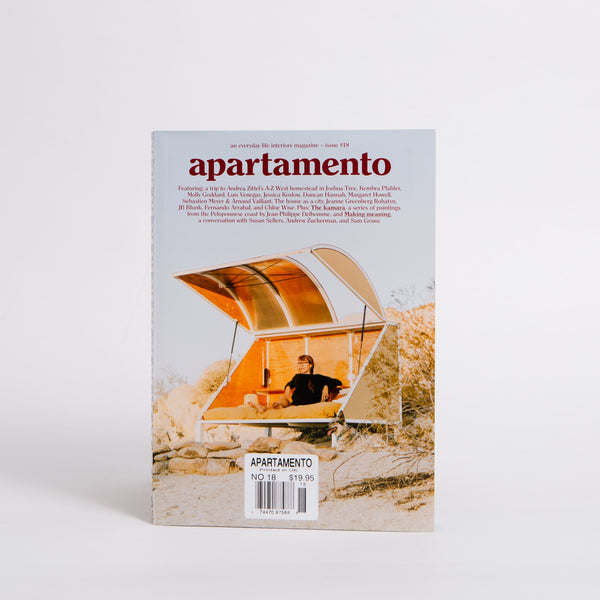 Apartamento Issue 18