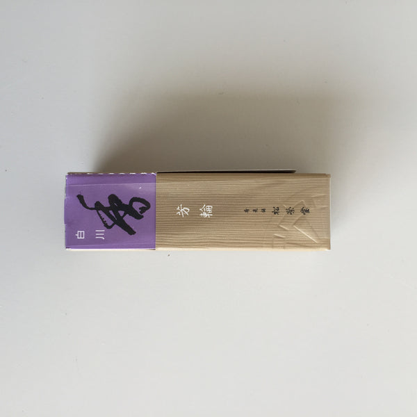 Shirakawa White River Incense