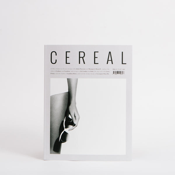 Cereal Magazine Vol. 13