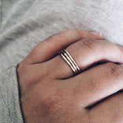 Petite Stacking Rings