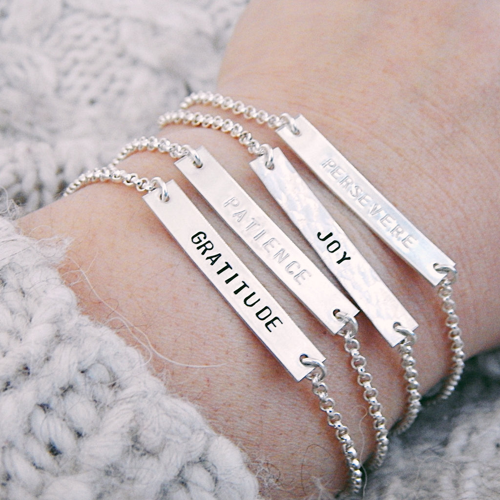 Word of the Year Bracelet