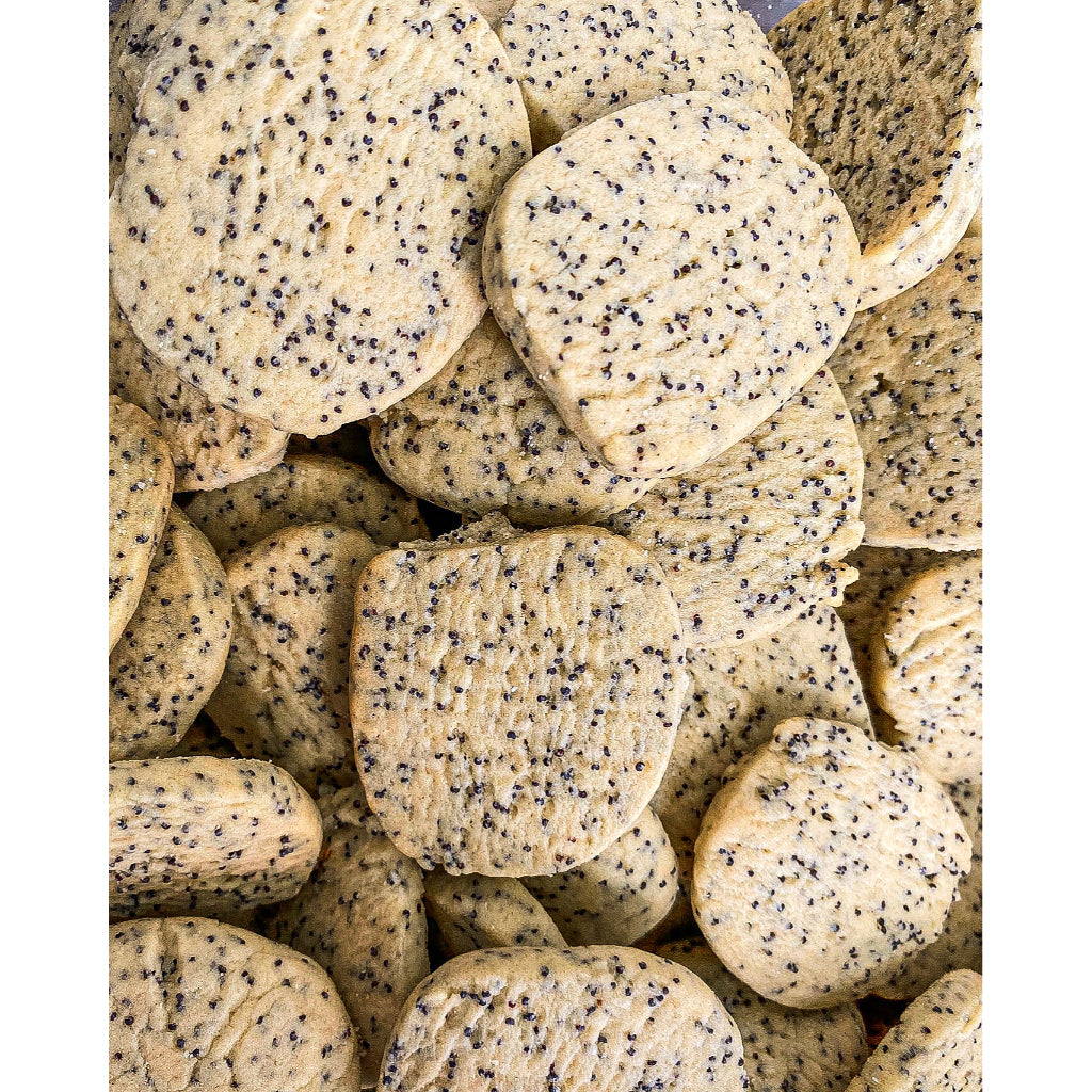 Poppy Seed Cookies - Noshes By Sherri