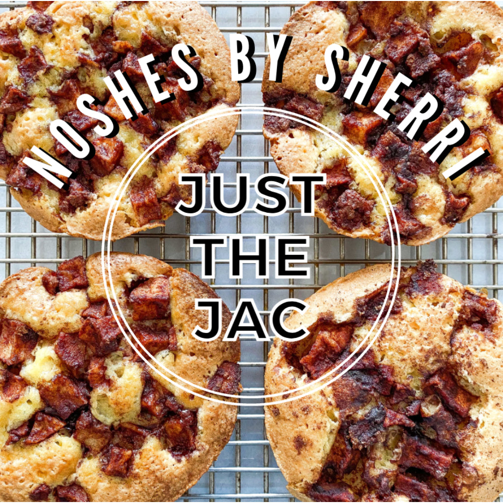 Just the JAC - Noshes By Sherri