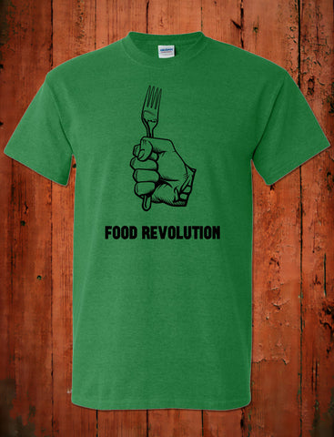 Food Revolution T-shirt