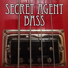Load image into Gallery viewer, Secret Agent Bass